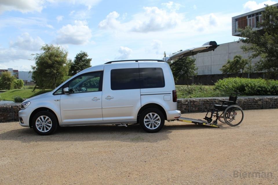 VW Caddy (short) | Bierman